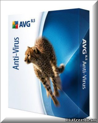 AVG Anti-Virus 8.5.406 Build 1617